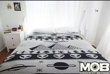 MOB Blankets / Tattoo, Cthulhu, Aliens, Bigfoot + more from Middle of Beyond