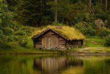 Fotografi - Natur og Bygninger