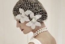 1920s wedding ideas / We believe 1920's wedding are still huge. Whether you are going for a Hepburn style, art deco or Downton Abbey wedding theme, here's a few pics to inspire...