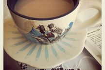 Tea & England / England and tea. Places in England, and all things to do with tea! Not always just tea in England... / by June D
