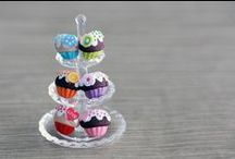 Miniature food jewelry / Miniature food that looks good enough to eat!