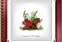 cross stitch - animal babies,bears,angels,devils,......
