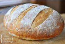 bread, pastry,..