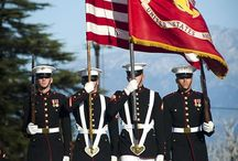 Marine corps / by Nicki Duffey