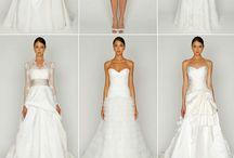 Wedding dresses / by Cindy Cecil