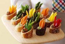 Vegan Appetizer Recipes / Tasty vegan appetizers recipes. Vegan dips, sauces, snacks and more!
