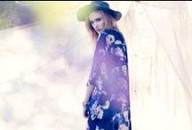 """La Maison Bohème"" - Cotton Candy L.A. SS14 Bohemian Lookbook / Cotton Candy L.A. SS14 Lookbook  Photographer: Scott Leon Wardrobe Stylist: Sonia Parvaneh Hair Stylist: Mara Shapiro Model: Courtney Nelson"