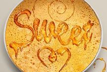 Sweetie ❥ / the sweet course eaten at the end of a meal...