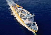 Ferries Boats - Ships - Yacht