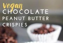 Vegan Baked Goods / Bread, muffins and other delicious baked goods. All diary-free and 100% vegan!