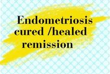 Endometriosis cured/healed/remission / #Endometriosis #cured #healed #remission #cure #endo