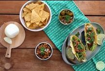Vegan Taco Recipes / Everyone loves tacos! Try these vegan taco recipes for plant-based, dairy-free deliciousness.