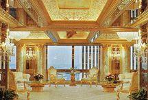 Donald Trump's apartment in New York City
