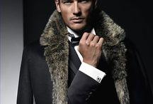 Mens luxury fashion - outerwear