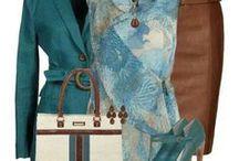 Moda / outfit / work wear / Inspiracje stylu, mody, kolorów