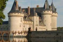 Castles I have lived in