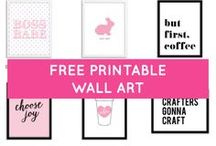 free / cute free printables, downloads, fonts, themes, photos, etc