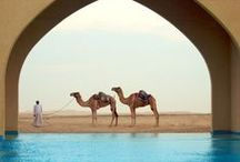 Middle East Travel Inspiration / Middle East travel tips and inspiration