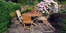 Garden Furniture for wedding and events / Garden furniture hire for weddings and events.