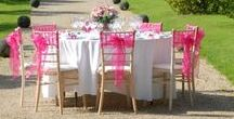 Wedding Chairs / Elite Hire have a large selection of inspirational chairs to hire for weddings + events. From ice chairs, vintage mix n'match to cross back chairs.   http://www.elitehire.co.uk/products/