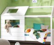Meble do pokoju dziecięcego / Fantazyjne, piękne i funkcjonalne meble do pokoju dziecięcego. Łóżka, szafki i komody dla dzieci. Meble drewniane dla dzieci. Białe meble dla dzieci.
