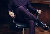 Mens luxury fashion - suit