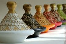Moroccan inspiration / Decor, lifestyle, furniture, interior design ideas, colors, gardens, Moroccan style