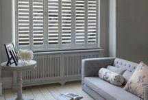 Mirror Shutters / Luxaflex® Interior Shutters. Timeless style. http://www.luxaflex.co.uk/products/shutters/