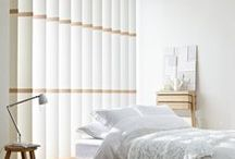 Vertical Blinds / Luxaflex® Vertical Blinds. Elegant simplicity for larger windows. A new trend in vertical window treatments with a fresh new look built on contemporary designs. http://www.luxaflex.co.uk/products/vertical-blinds/
