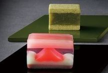 Japanese Sweets  / Beautiful Confections