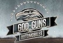 Gods, Guns & Automobiles / Mark Muller and his crew in Butler, Missouri.