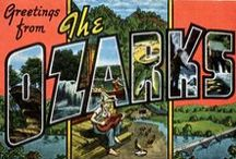 The Ozarks, Missouri / Rich history and amazing images.