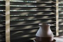 Wooden Blinds / With its natural beauty, wood has long been an inspiration and delight. Its calming and reassuringly solid presence provides a welcome contrast to the hustle and bustle of modern daily life. Luxaflex® Wood Blinds. Enjoy nature's warmth and beauty in your home.  https://www.luxaflex.co.uk/products/wood-blinds/