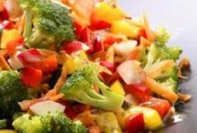 Eat Healthy / Tips and recipes for helping your child eat healthy.