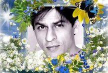 Shah Rukh Khan (My Fanart) / #srk, #shahrukhkhan, #baadshah, #bollywood, #fanart, #art