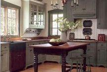 Inspiration/kitchen