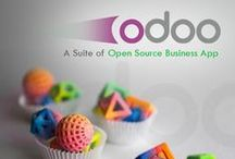 ODOO/OPEN ERP / Odoo/OpenERP is a web based Open Source Enterprise Resource Planning (ERP) software.