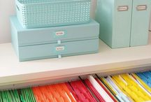 Organizing Paper / Need help organizing paperwork? Here are some great ideas to help you organize papers at home. Organize paper clutter and declutter papers you don't need!