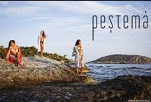 Outdoor with a Pestemal / Enjoy outdoors with your Pestemal!