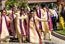Simple Mens Kurta Designs / Weddings aren't just about the Bride it's about the Grooms too! Here are some simple Indian Kurta Designs that are perfect for Indian Grooms and their Groomsmen!