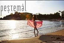 Beach Ready! / Pestemal in the beach...2015 Photoshoot in the beach with the new pestemals!