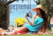 Picnic Time! / Picnic on pestemals, use them as spring blankets and even wear them as beautiful dresses!