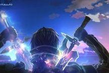 Sword Art Online ; )