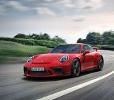 Nuevo Porsche 911 GT3 / Nuevo Porsche 911 GT3, apto para carreteras y circuitos por igual.
