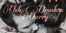 CLUB DRUNKEN CHERRY / My third Dark Romance book. Publishing 2018