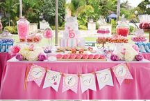 Sweet 'n Sassy Party Ideas / by Donna Harvey