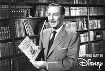 Rediscovering Walt Disney / The Wonderful Worlds of Disney / by Allen Pinney