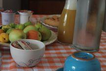 #Breakfast / The breakfast  Good way to start!