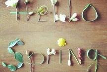 Spring time by PietravivaCountryBB / Ogni stagione ha le sue particolarità, i suoi colori, le sue festività. Questa board è ispirata ai colori della campagna in primavera