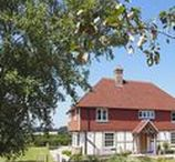 Vernacular Kentish Farm House / Set in just over 30 acres of land with far reaching views over beautiful Kentish countryside, Paul and Kate's traditional-style house, completed with the finest-quality finishes both inside and out.